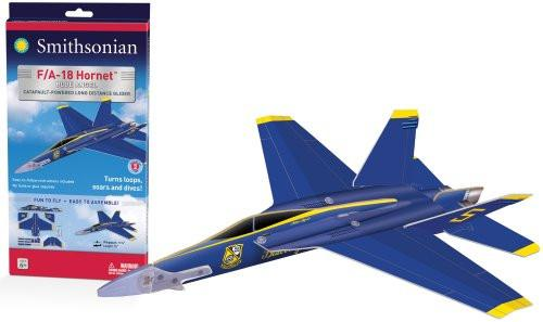 Smithsonian F-18 Blue Angels Glider