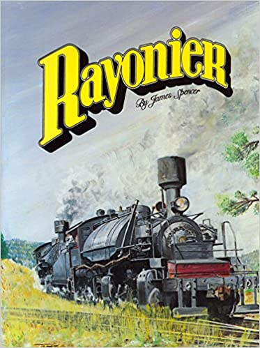 Rayonier Hardcover Book