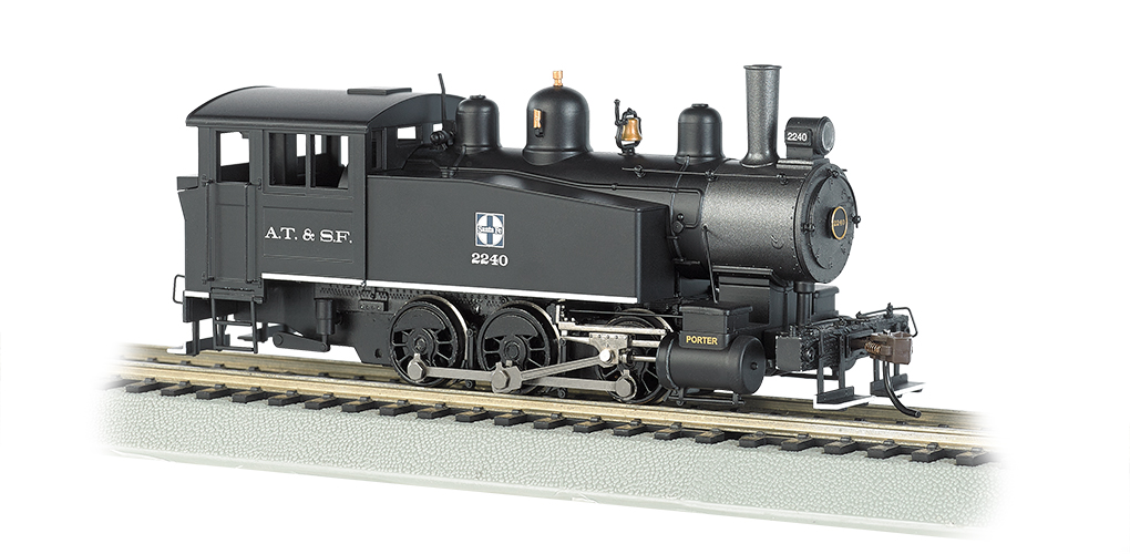 0-6-0T Porter w/ Side Tanks
