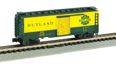 N Scale 40' Box Car