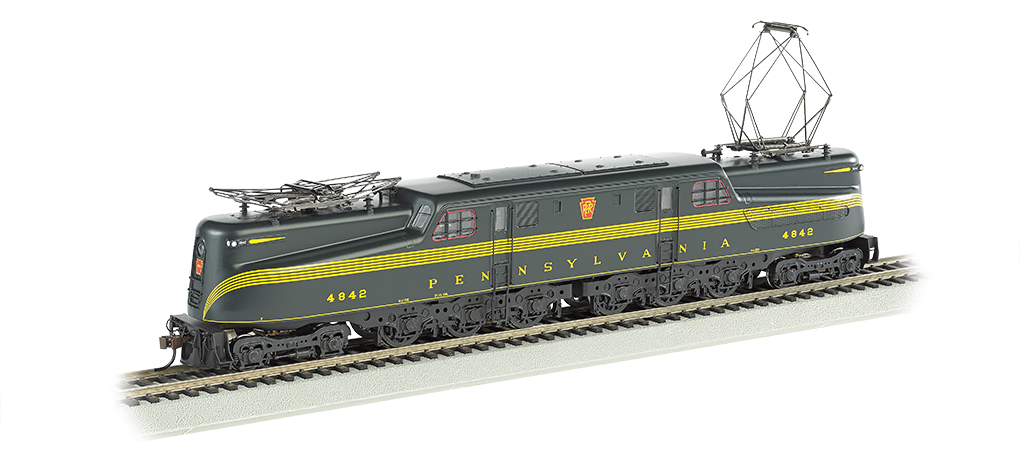N Scale Electric Locomotives
