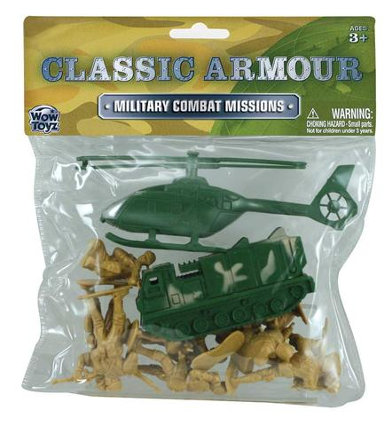 Classic Armour Military Combat Missions - Bagged Set