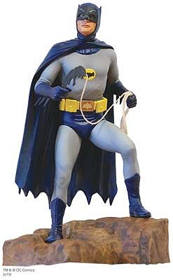 1/8 Scale 1966 Batman Plastic Model Kit