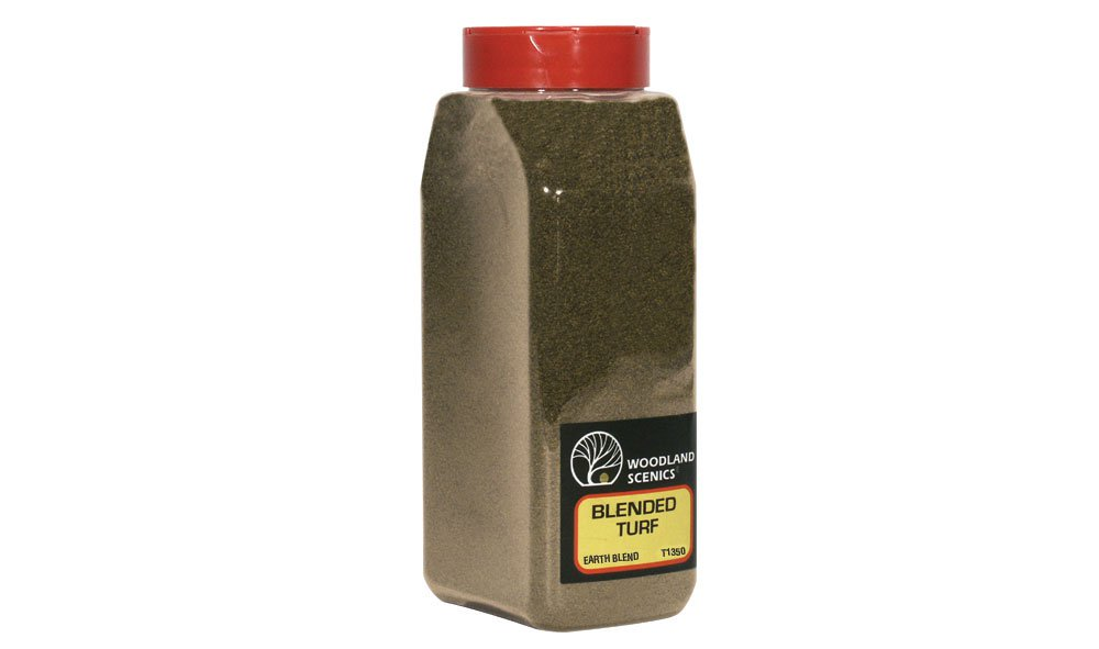 Blended Turf Earth Blend Shaker